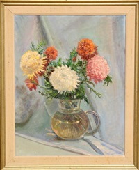 flower still life 14 by adela smith lintelmann
