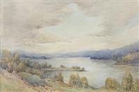 loch scene by henry jackson simpson
