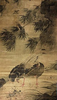 双吉图 by lin liang