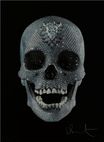 for the love of god by damien hirst