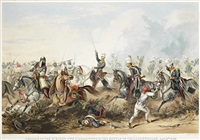 battles of the anglo-sikh wars (6 works) by henry martens