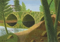 la vue du pont by camille bombois