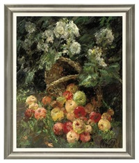apples fresh from the orchard by nikolai kononenko