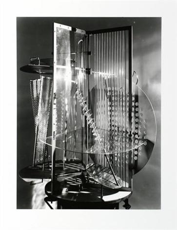 Licht - Raum - Modulation set of 6 by László Moholy-Nagy on artnet