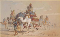 crossing the desert by joseph austin benwell