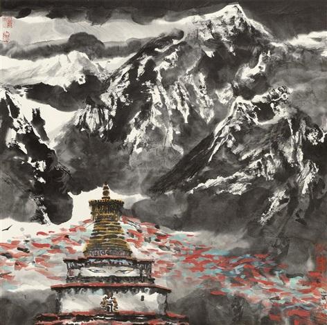 landscape by li xiaoke
