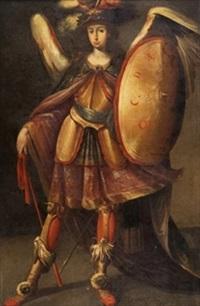 arcángel san miguel by bernabe ayala