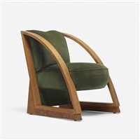 chair de lux iv by larry bell