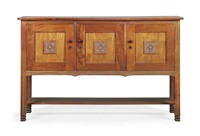 sideboard by jacob pieter van den bosch