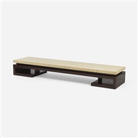 coffee table by paul t. frankl