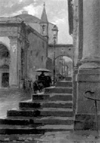 piazza ss. annunziata, firenze by gino danti