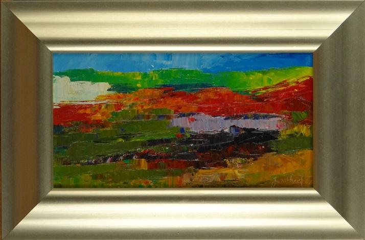 paysage by jan van heel
