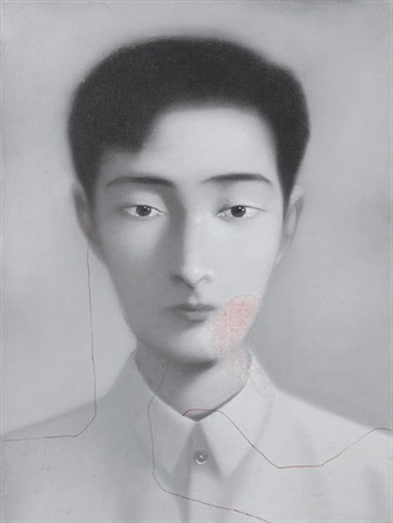 bloodline series no 15 by xiaogang zhu