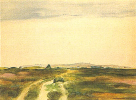 hiddensee by hans hubertus von merveldt