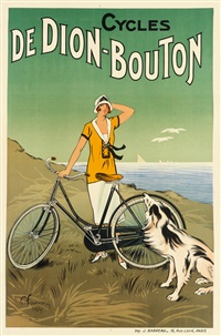 cycles de dion - bouton by félix fournery