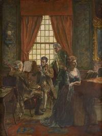la musique de chambre by leo van aken