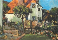 a house in st. james by george william pilkington