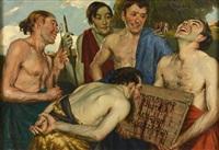 l'histoire des hommes by daniel sabater y salabert