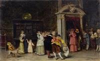 anticamera del cardinale by edoardo gelli