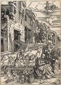 aufenthalt in ägypten by albrecht dürer