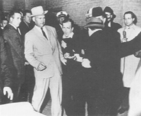 lee harvey oswald by robert h bob jackson