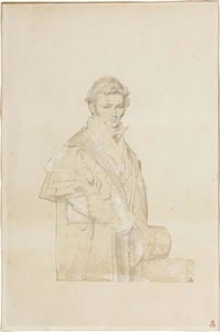 alexandre lethière by jean-auguste-dominique ingres