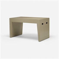 desk by hans van der laan