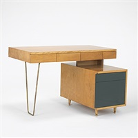 custom desk by samuel glaser