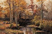 the brook by edmund elisha case