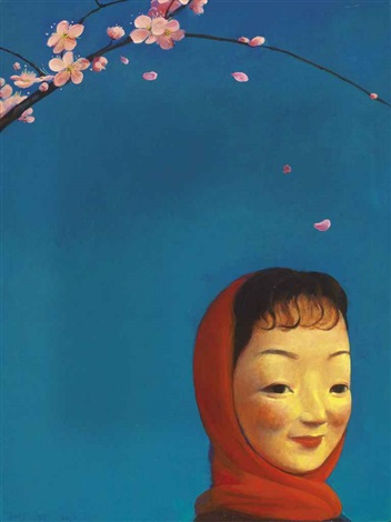 xiao hong and plum blossom by liu ye