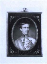 kaiser franz joseph (1830-1916) by georg raab