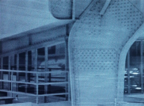 4800 black and white stills from a structuralist movie by jason rhoades