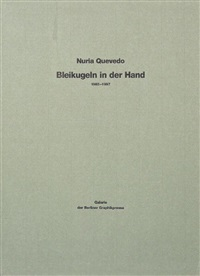 bleikugeln in der hand (bk w/5 works plus 1 watercolor and suite of 5) by nuria quevedo