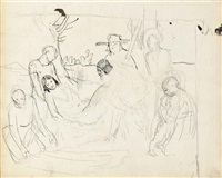 untitled (+ others) by william strang