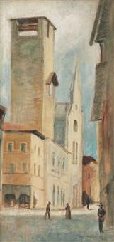 chiesa by ugo vittore bartolini