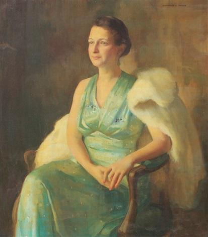 portrait of mrs wason by marguerite stuber pearson