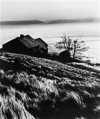 top whitens, 1945 by bill brandt