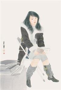 青春少女 by song yanjun