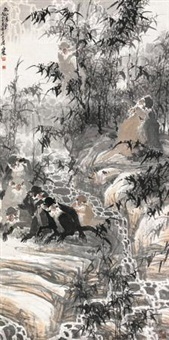 幽谷清风 by xu peichen
