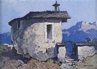 bergkapelle by oskar mulley