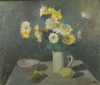 gula blommor by gertrud mansson