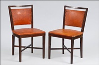 tuolipari (a pair of chairs) by werner west