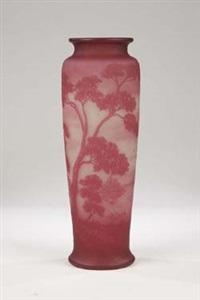 vase mit seenlandschaft by frères vessière