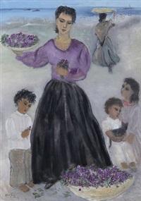 les violettes portuguaises by alice frey
