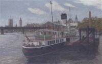 old caledonian by harry hoodless