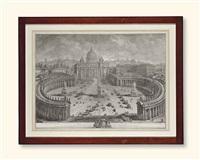 le vatican by giuseppe vasi