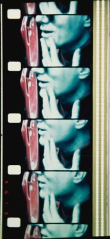 andy at village gate june 7 by jonas mekas