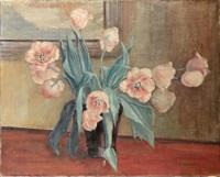 vase de fleurs by louis thevenet