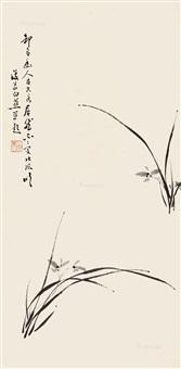 空谷幽兰 by bai jiao