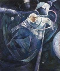 spacewalk by alexei leonov